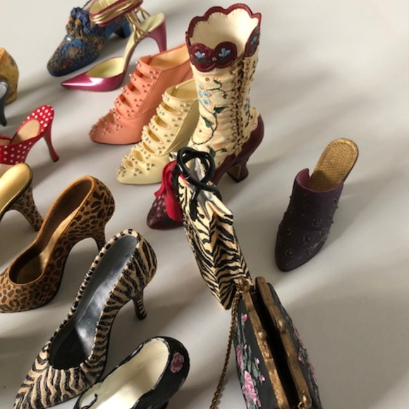 Just The Right Shoe Shoes | Miniature